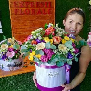 Aranjamente flori naturale